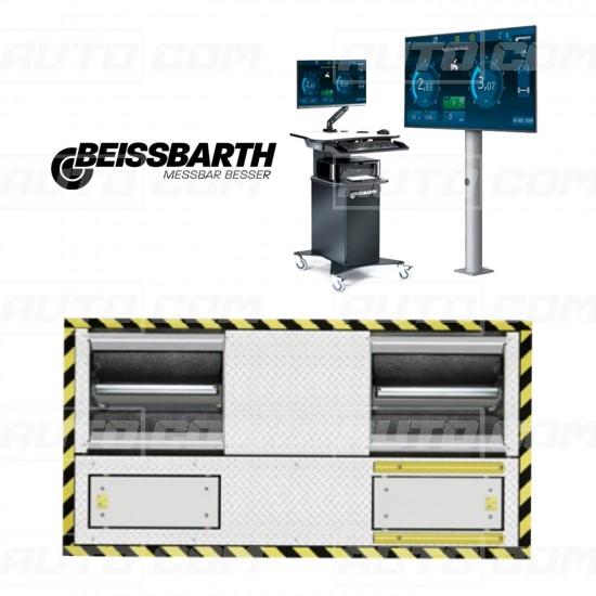 Beissbarth Stand franare auto BD 4131 + Tester Suspensie SA 640